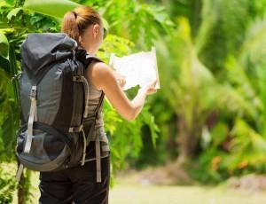 Abenteuer Backpacking