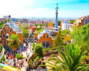 Radreise Barcelona