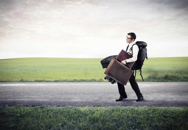 Welches Reisegepäck für welchen Reisetyp?