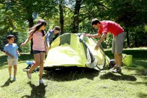 Camping in Deutschland: Die schönsten Ziele für Zelt und Wohnwagen