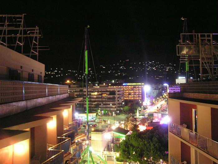 Lloret de Mar bei Nacht - Quelle: Wikipedia