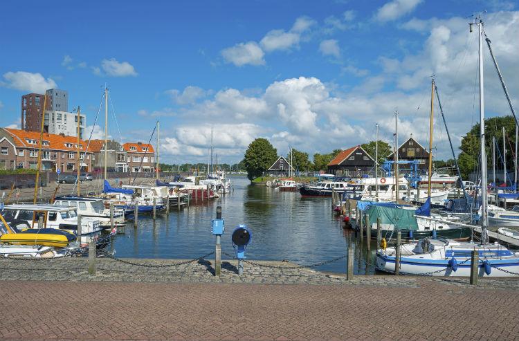 Hafen auf Sylt
