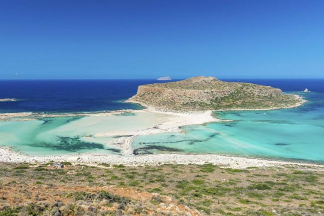 Die Lagune von Bálos – Kretas schönste Strände