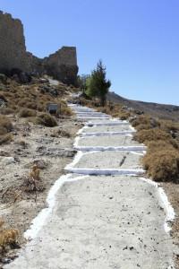 Weg zum Koloss von Rhodos