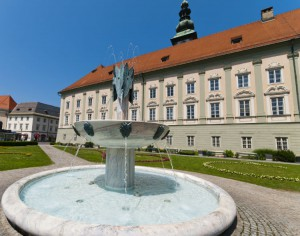 Innenstadt von Klagenfurt