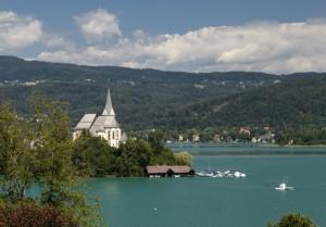Urlaub in Klagenfurt: Kultur und Natur am Wörthersee