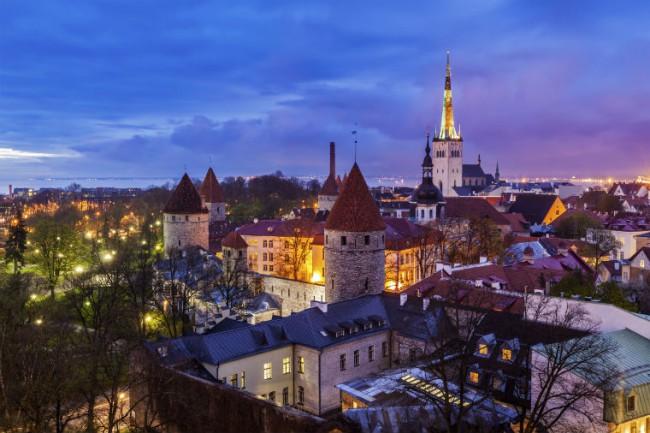 Tallinn: Eine sehenswerte Oase an der Ostsee