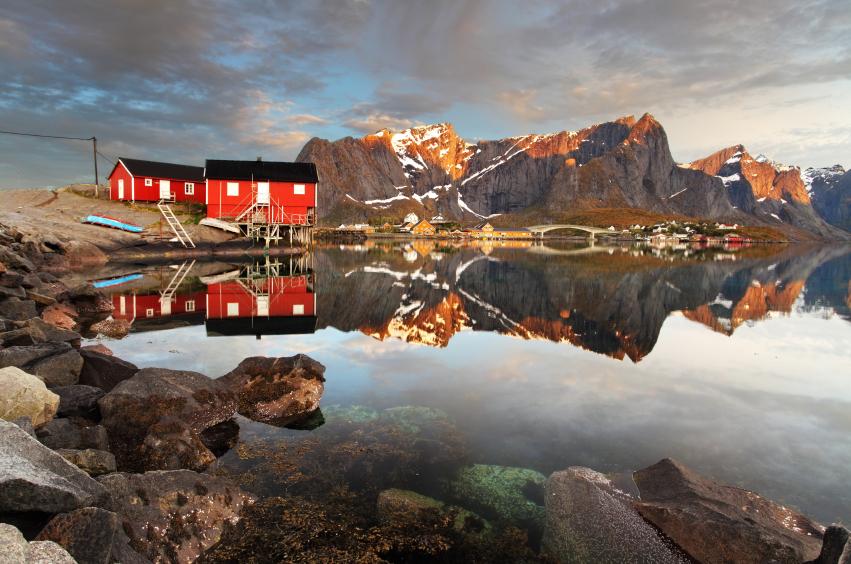 beliebte urlaubsziele in norwegen von oslo bis zu den lofoten. Black Bedroom Furniture Sets. Home Design Ideas