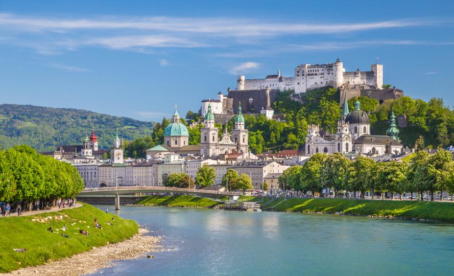 Salzburg – ein Wochenendausflug in die Mozartstadt