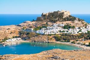 Der Koloss von Rhodos: Geschichtliche Reise nach Griechenland