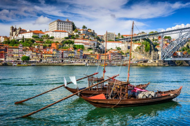 Porto: Barockstadt an der Küste Portugals