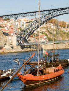 Rabelos vor Porto