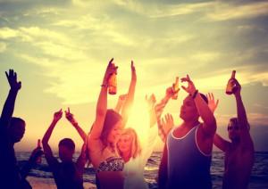 Partyurlaub nach dem Abschluss: Wo kann ich hin?