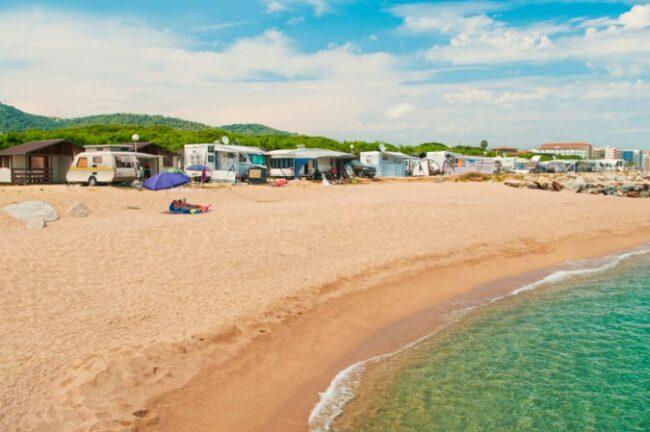 7 Campingplätze in Spanien am Meer, die empfehlenswert ist!
